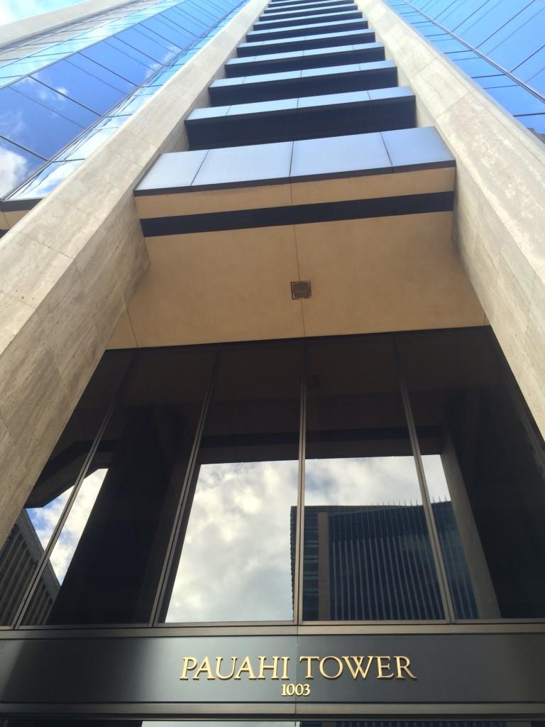 Pauahi Tower
