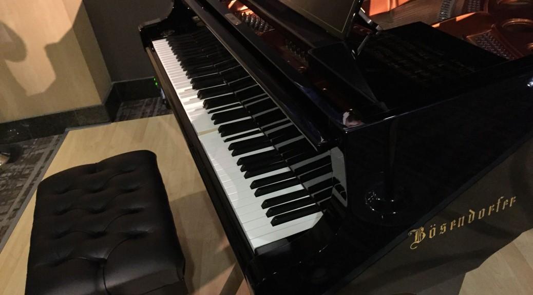 haunted piano yamaha