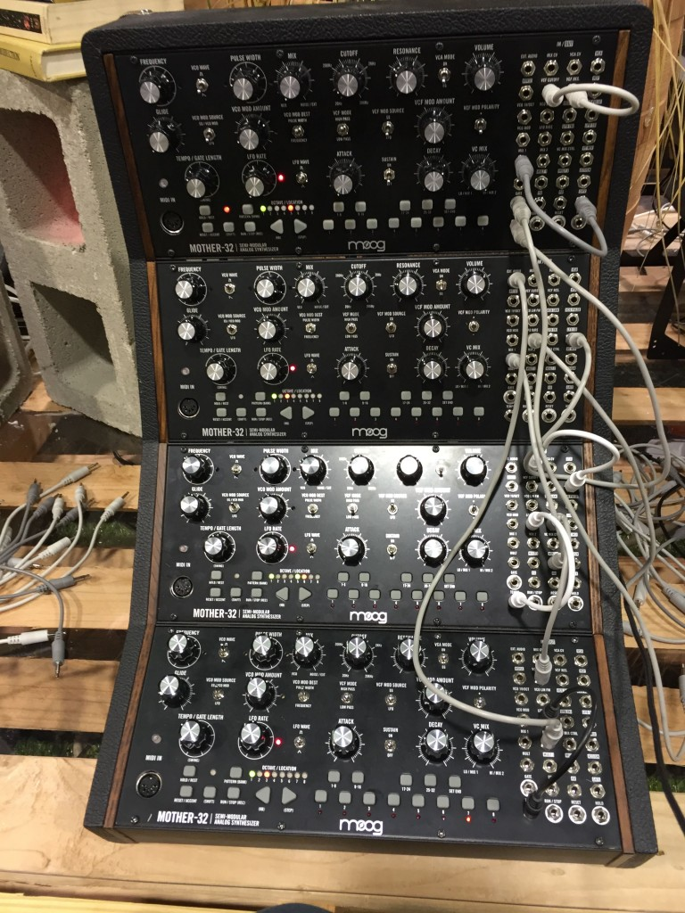 Moog_Music_Horror_Movies_NAMM - 1