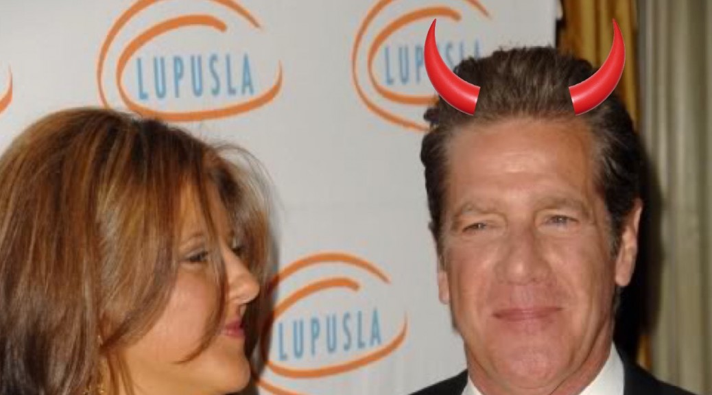 Glenn Frey Devil Horns