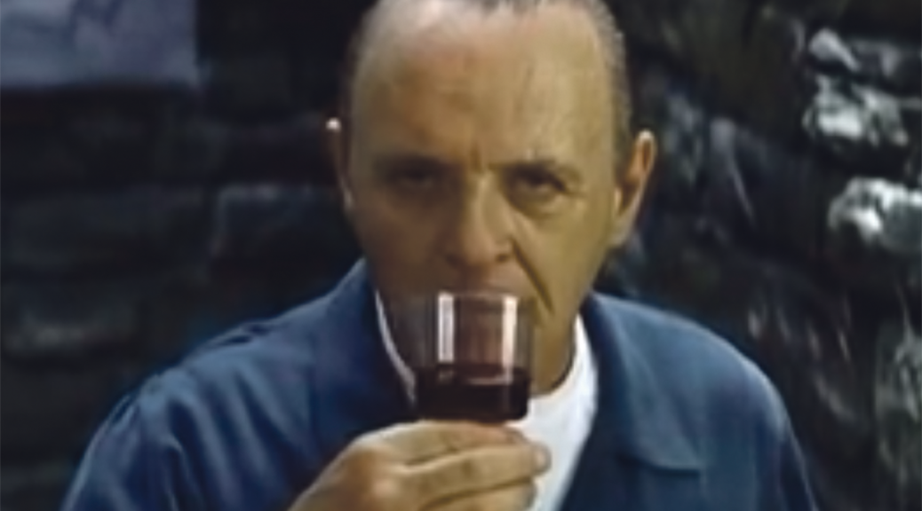 national drink wine day - hannibal lecter