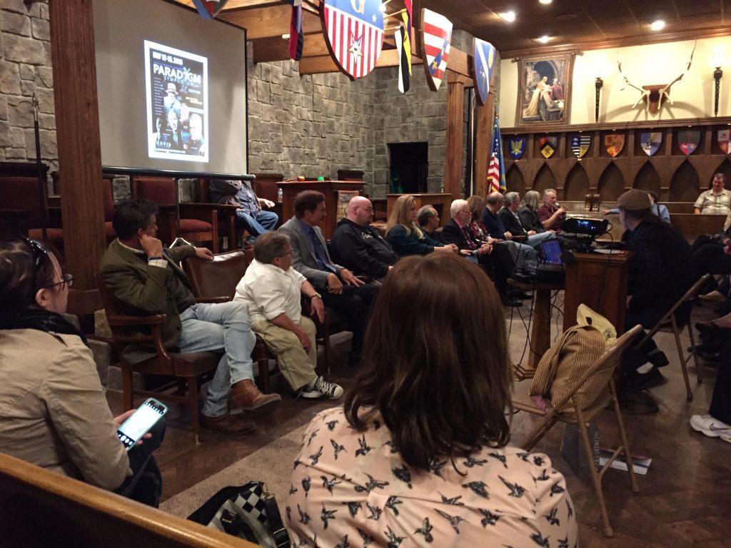 Paradigm Symposium Final Panel