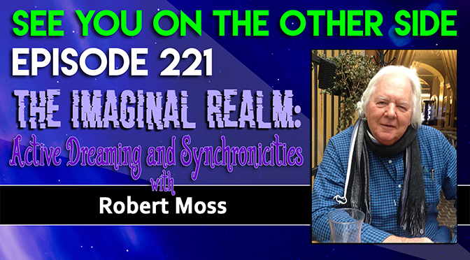 The Imaginal Realm: Active Dreaming and Synchronicities with Robert Moss